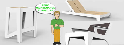 Zero Maintenance Outdoor Furniture
