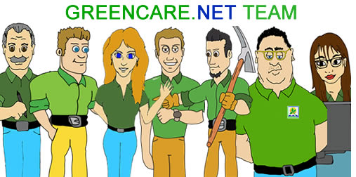 GreenCare.net Team of Pool Contractors and Subcontractors
