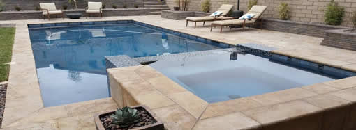 Contemporary Pool Landscapes